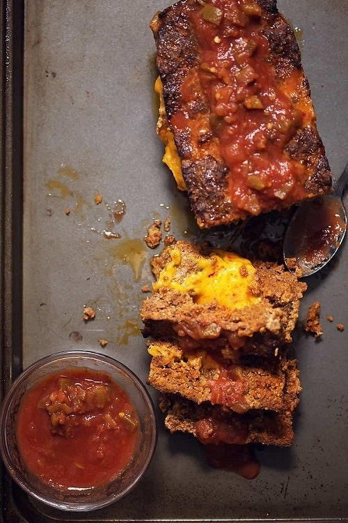 keto-cheese-stuffed-meatloaf-chorizo