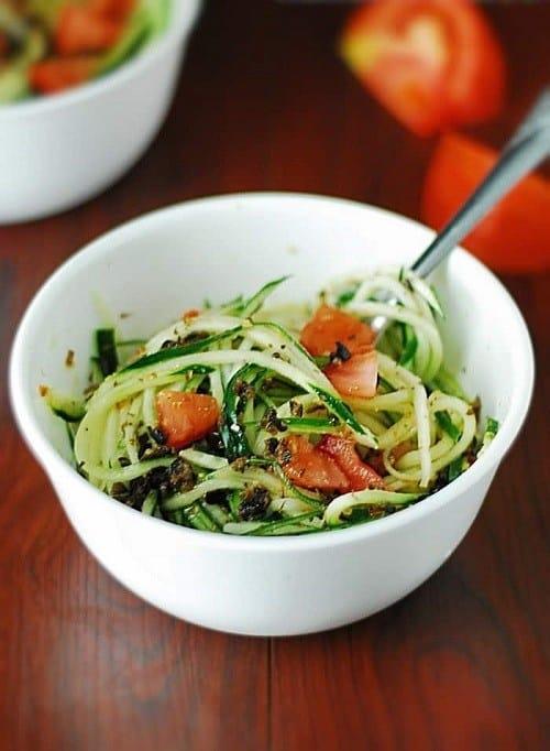 keto-cucumber-pasta-salad