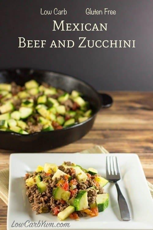 keto-ground-beef-zucchini-tomato-skillet