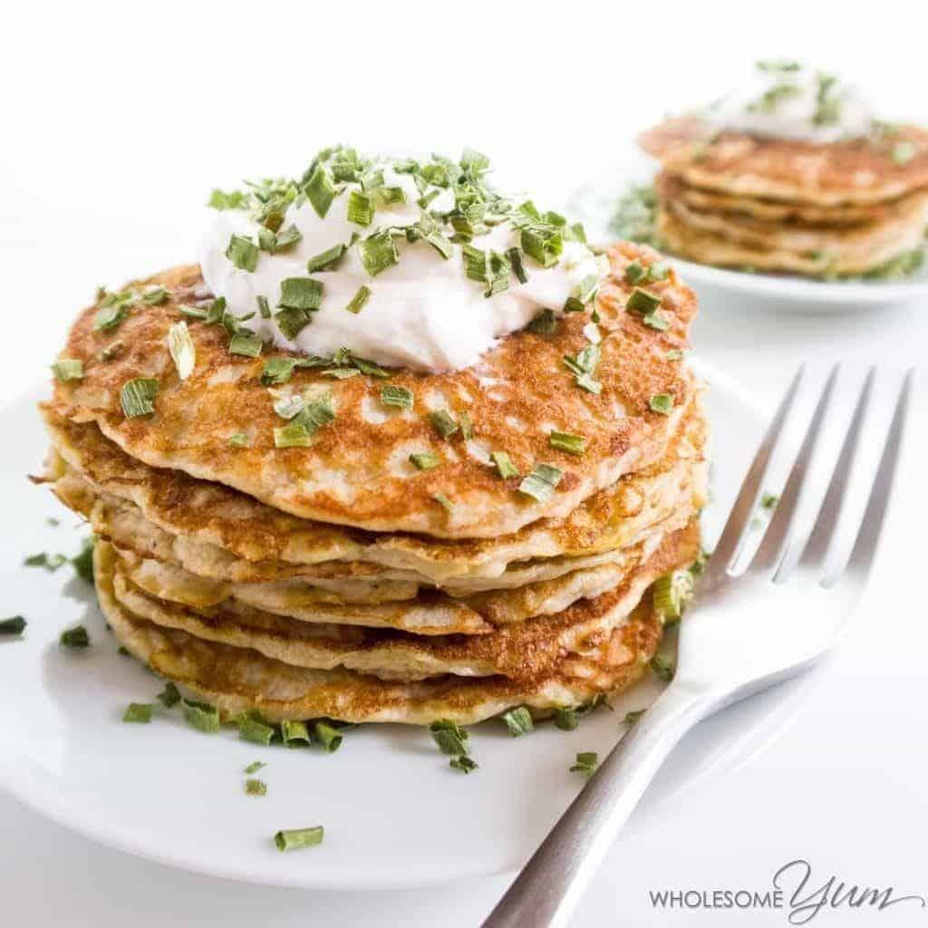 keto-savory-squash-pancakes