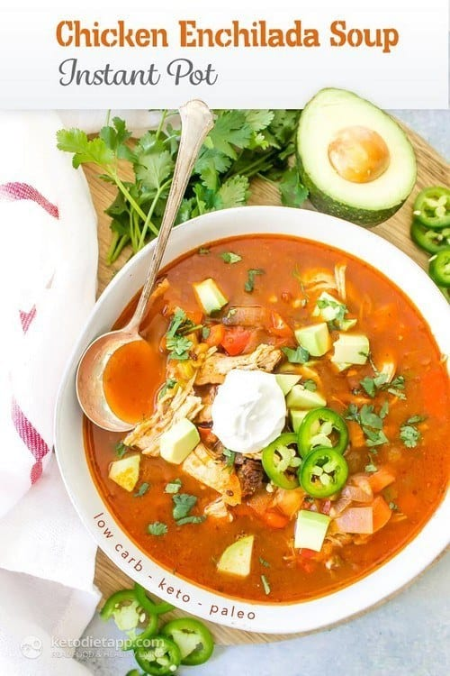 keto-instant-pot-chicken-enchilada-soup