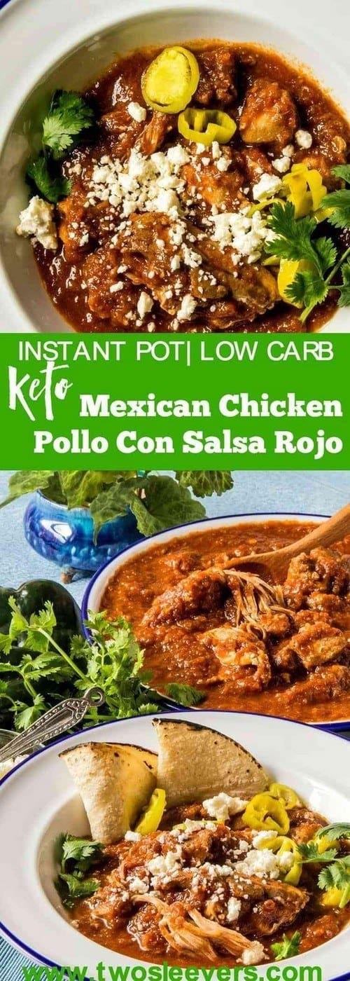 pressure-cooker-mexican-chicken-pollo-con-salsa-rojo