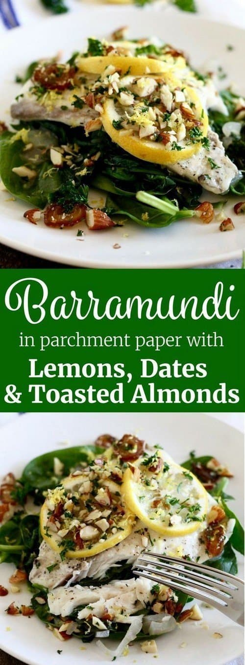 barramundi-in-parchment-with-lemons-dates-and-toasted-almonds-recipe