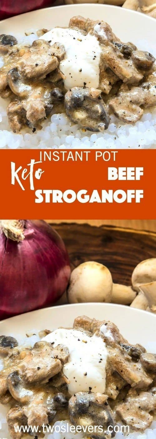 instant-pot-keto-pork-beef-tips-stroganoff-low-carb
