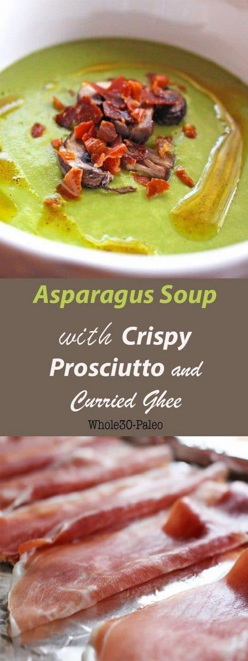 asparagus-soup-with-crispy-prosciutto-and-curried-ghee