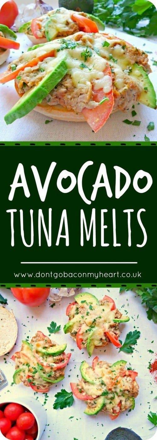 avocado-tuna-melt