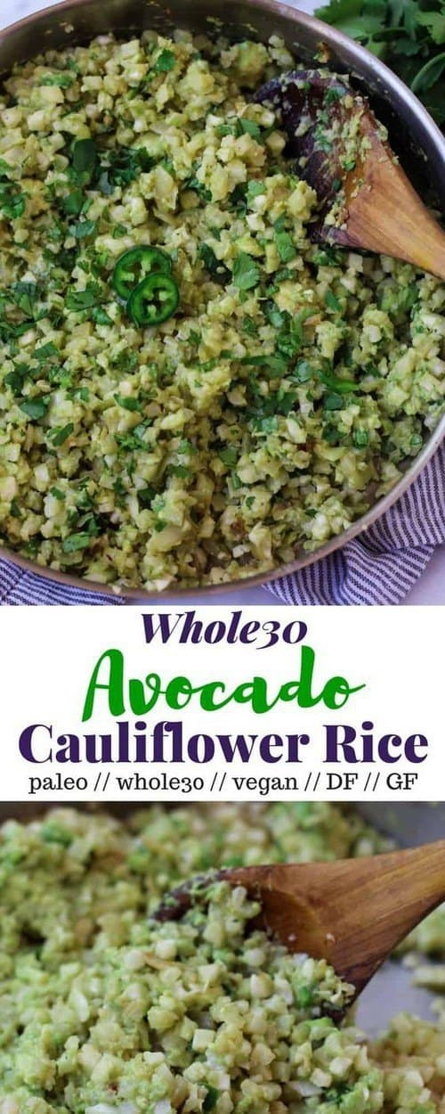 avocado-cauliflower-rice
