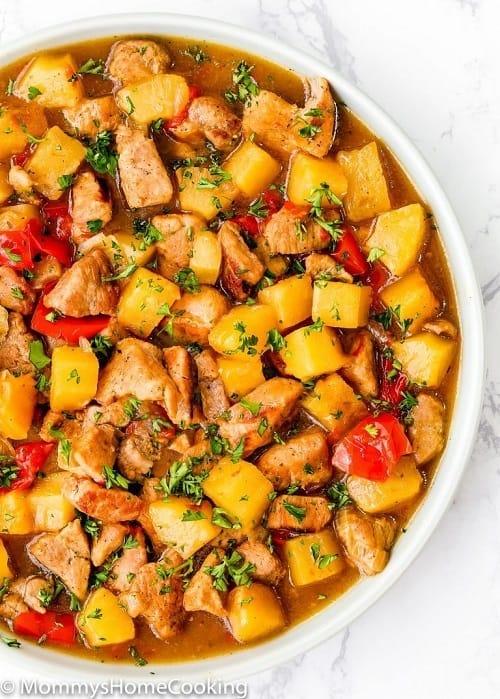 Instant-Pot-Hawaiian-Pineapple-Pork