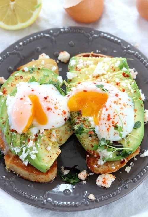 Sous-Vide-Eggs-with-Avocado-Toast