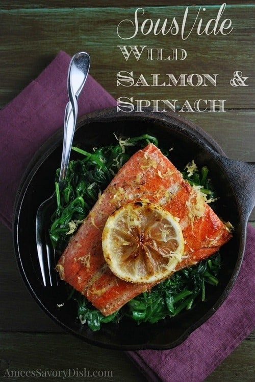 Sous-vide-Salmon-with-Spinach