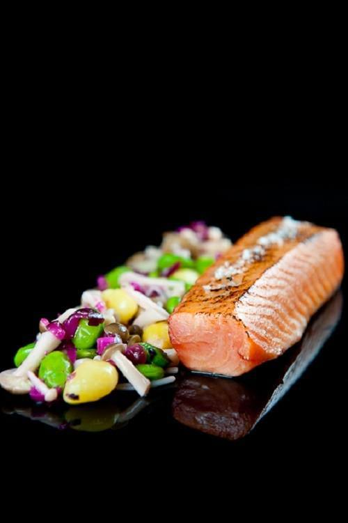 sous-vide-maple-soy-salmon-belly