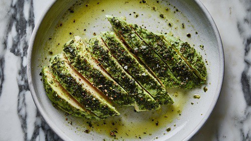 sous-vide-pesto-chicken