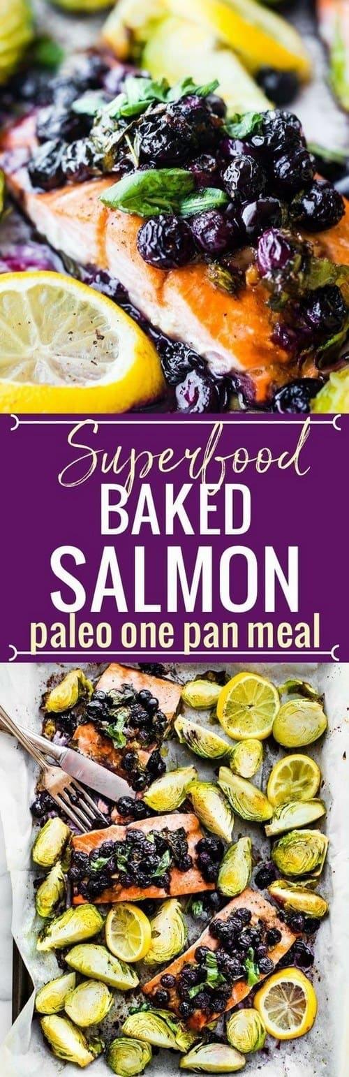Baked Paleo Salmon Cakes
