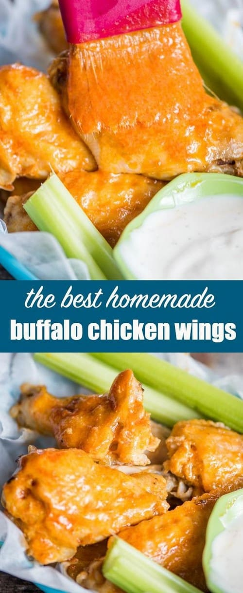 The Best Whole30 Homemade Buffalo Chicken Wings