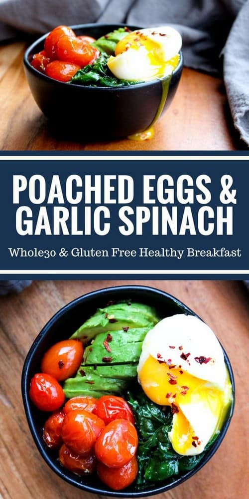poached-eggs-garlic-spinach
