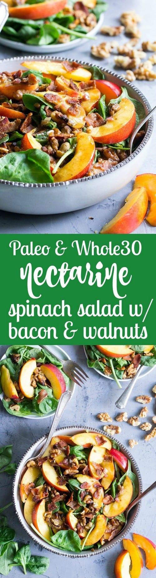 paleo-nectarine-spinach-salad-bacon-toasted-walnuts