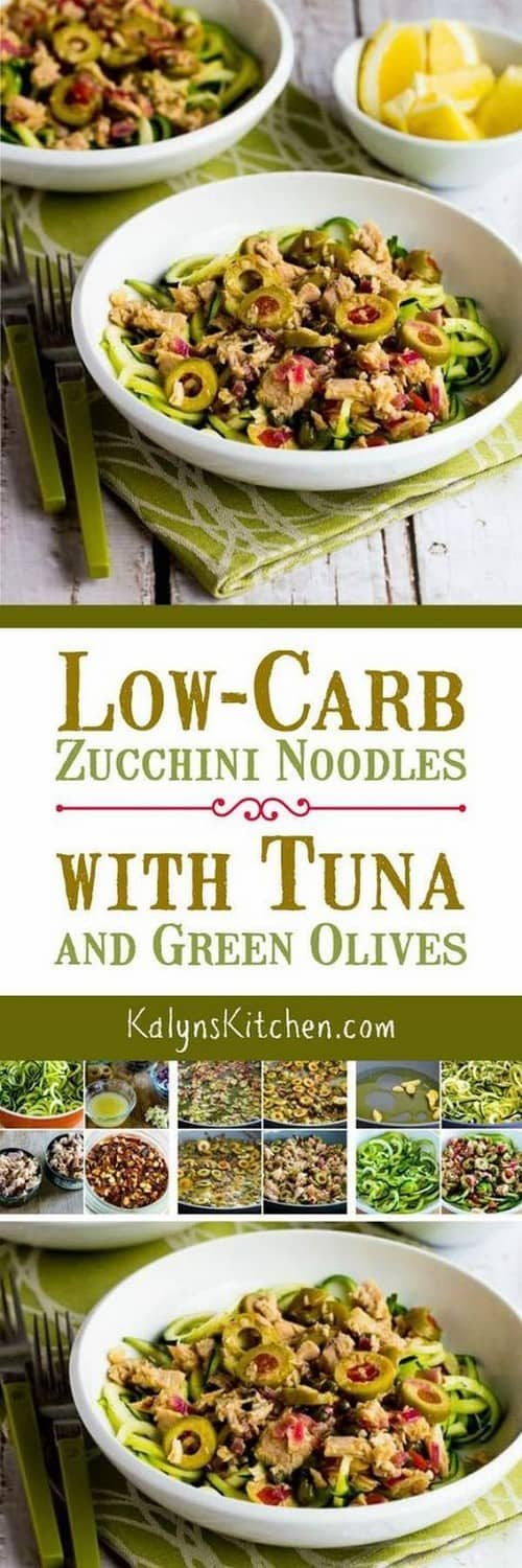 zucchini-noodles-with-tuna-green-olives