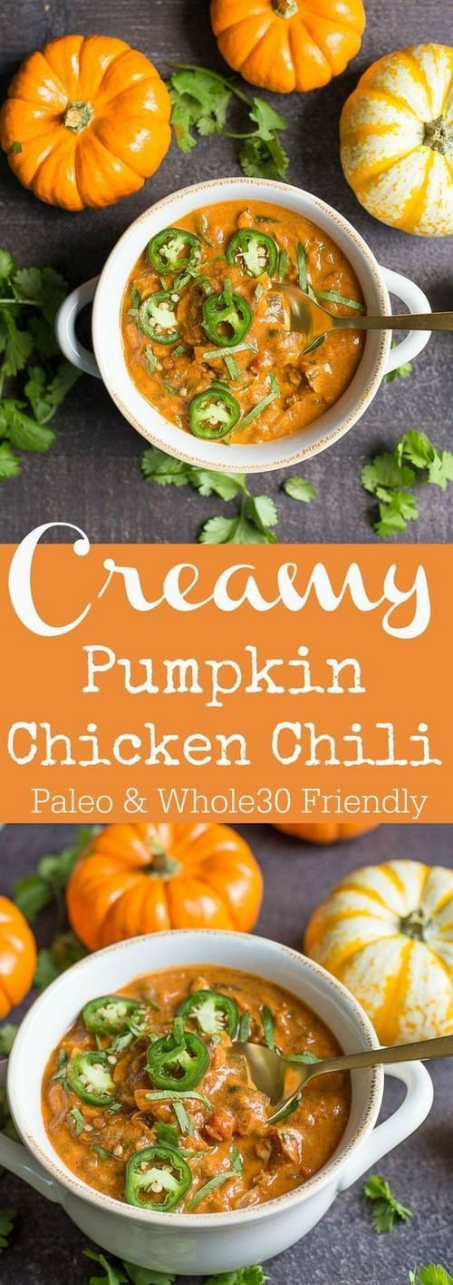 creamy-pumpkin-chicken-chili