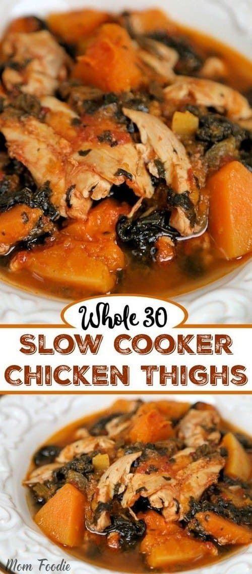 whole-30-slow-cooker-chicken-thighs