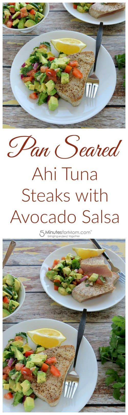 pan-seared-ahi-tuna-steaks-with-avocado-salsa