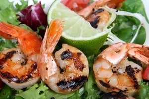 mediterranean diet shrimp