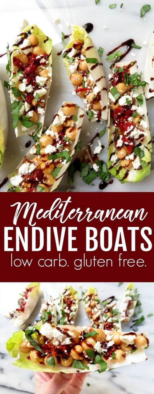 Mediterranean Endive Boats