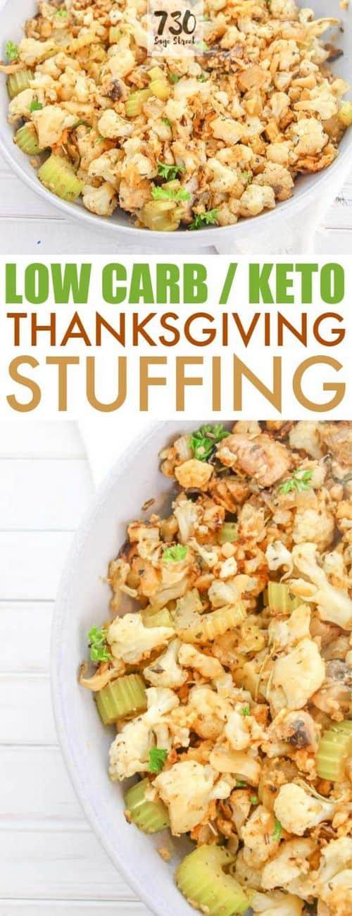 Keto Low Carb Stuffing