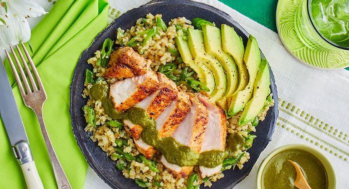 green chef paleo