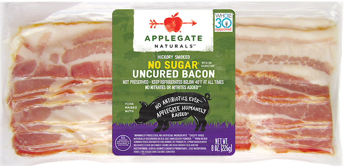 applegate naturals whole30 bacon