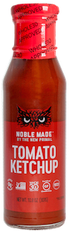 whole30 true primal ketchup